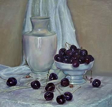 Cherry by Tanya Buryak