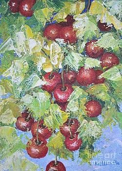 Cherry Time by Kathleen Pio