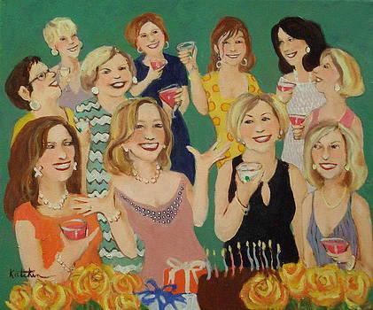Cheryl's Fabulous Birthday by Carole Katchen