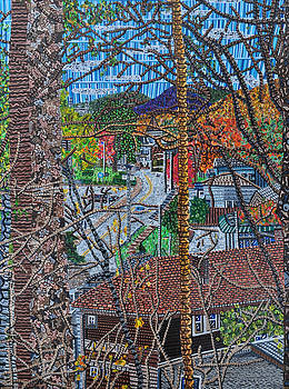 Chestnut Street from Clinton Street by Micah Mullen