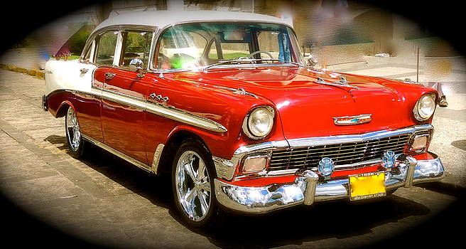 Chevrolet 1957 by Alberto Pala