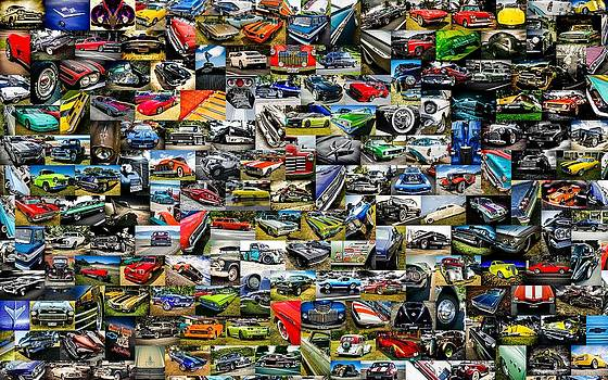 Chevrolet Collage by motography aka Phil Clark