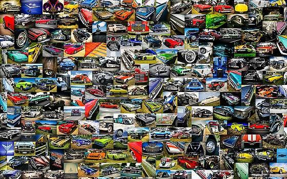 motography aka Phil Clark - Chevrolet Collage