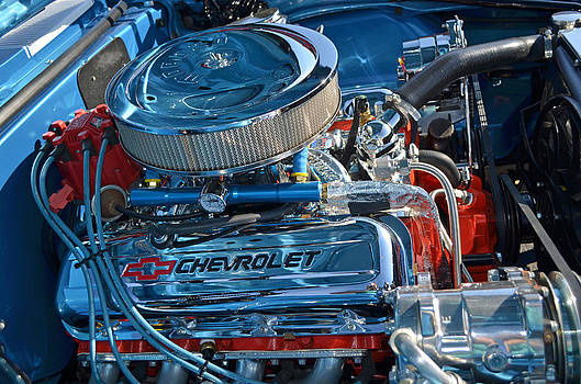 Chevrolet Show Engine by Making Memories Photography LLC