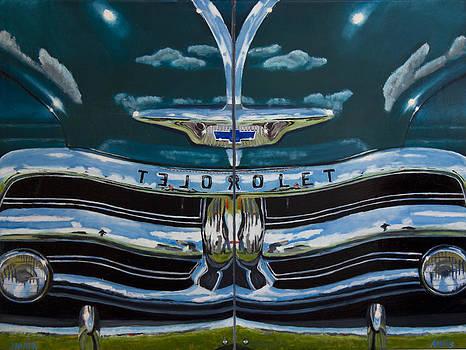 Chevy 2 Ways by Jack Atkins