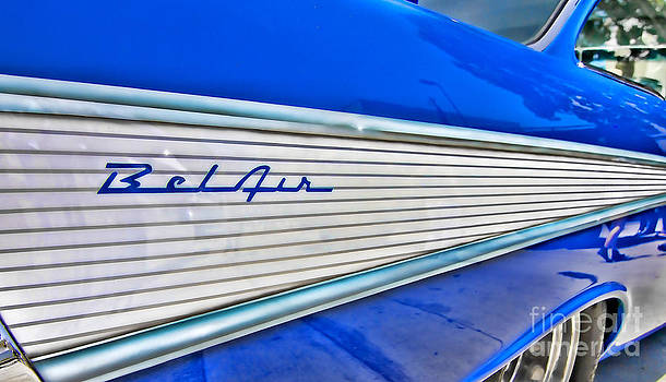 Chevy Bel Air by Jason Abando