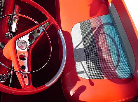 Chevy Impala by Cheryl Hoyle