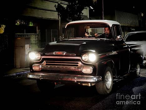 Chevy Pickup Truck by Nina Prommer