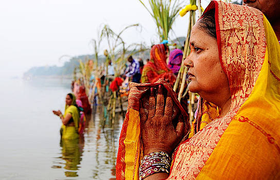 Chhath Prayer by Money Sharma