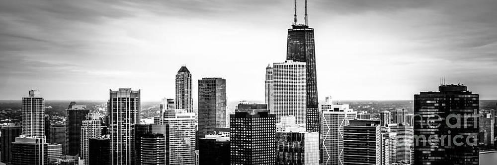 Paul Velgos - Chicago Aerial Panoramic Picture