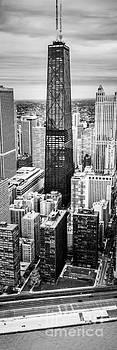 Paul Velgos - Chicago Aerial Vertical Panoramic Picture
