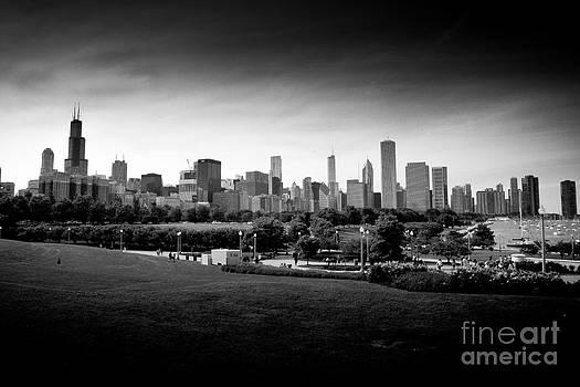Chicago BW by Jason Feldman