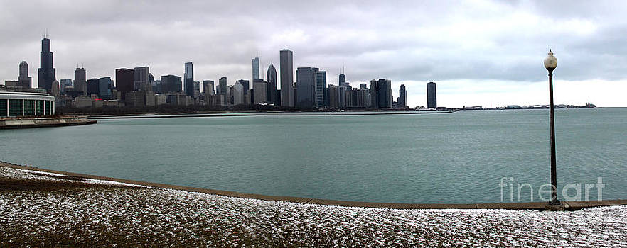 Gregory Dyer - Chicago City view
