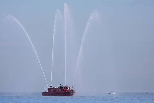 Adam Romanowicz - Chicago Fireboat