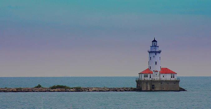 Carolyn Stagger Cokley - chicago harbor lighthouse
