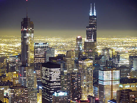 Chicago IL by Brian Sevald
