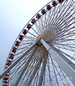 Gregory Dyer - Chicago Navy Pier Ferris Wheel