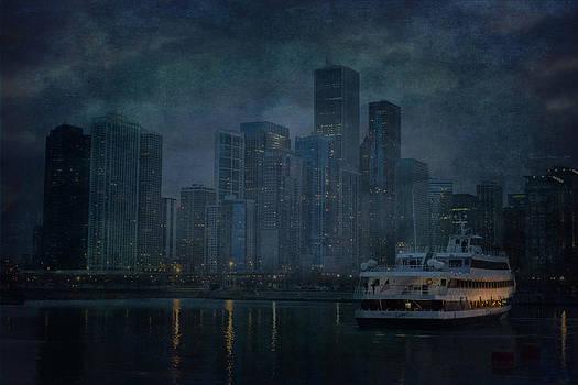 Chicago Skyline by Joel Witmeyer