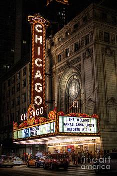 Chicago Theater Color by Jason Feldman