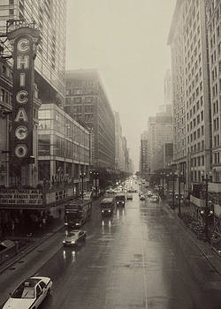 Chicago Theater by Jessie Gould