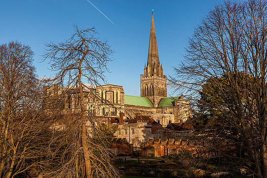 Chichester Cathedral by Stuart Gennery