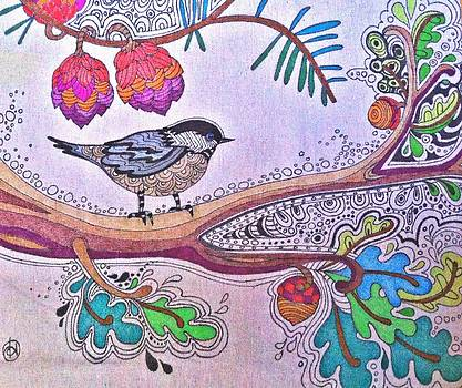 Chickadee by Denise Armstrong