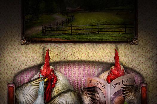 Mike Savad - Chicken - Chick flick