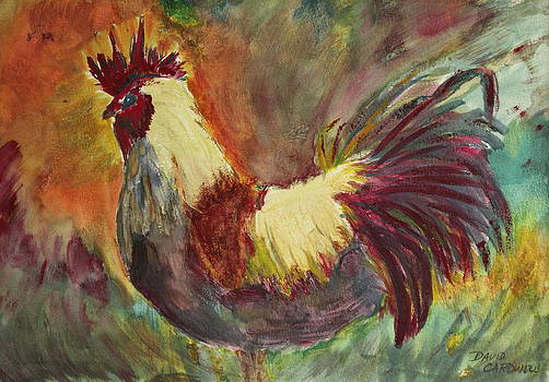 Chicken for the Kitchen by David Cardwell