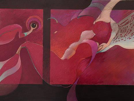 Chickenfoot by Bill Dowdy