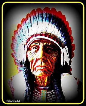Chief by Gra Howard