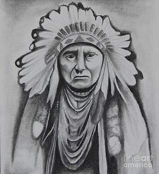Chief Joseph by Photos by Staci Art by Douglas