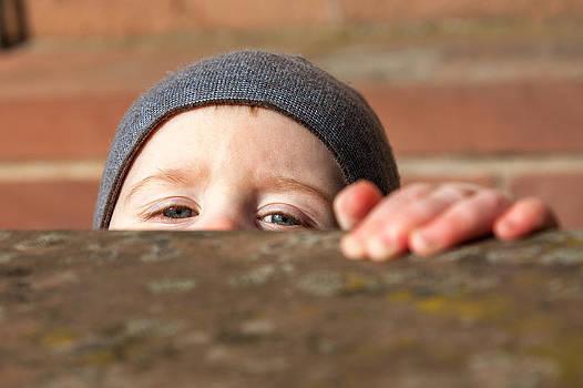 Childlike Curiosity by Bjoern Vilcens