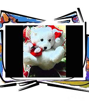 Child's Teddy Bear by Kathleen Struckle