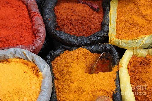 James Brunker - Chilli powders 2