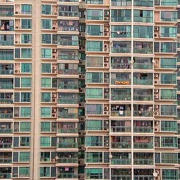 #china #shanghai #architecture #density by Ron Greer