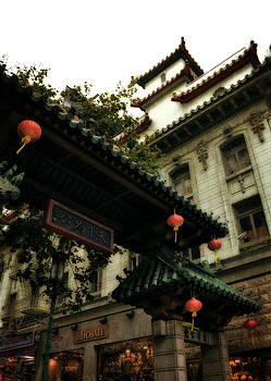 Michelle Calkins - Chinatown Entrance