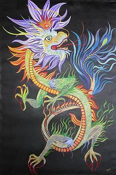 Tracey Harrington-Simpson - Chinese Fire Dragon