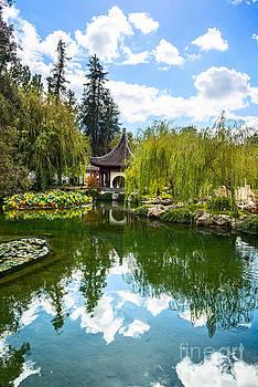 Jamie Pham - Chinese Garden and Sky