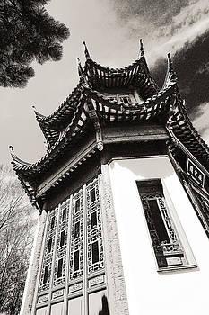 Arkady Kunysz - Chinese garden in Montreal