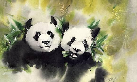 Alfred Ng - Chinese giant pandas