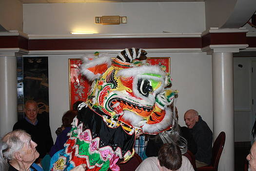 Chinese New Year by James Lawson