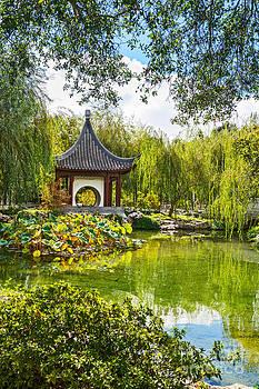 Jamie Pham - Chinese Pagoda