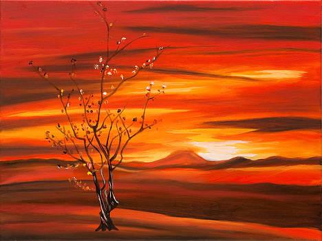 Phillip Compton - Chinese Tree