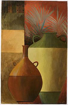 Chinese Urn 1 by Pablo Esteban