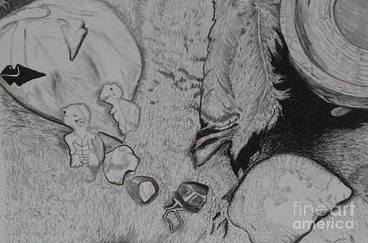 Ayasha Loya Aka Pari  Dominic - Chippewa Medicine