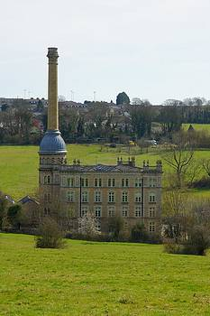 Chipping Norton Bliss Mill by Ron Harpham