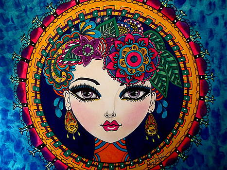 Chloe by Maria  RUIZ