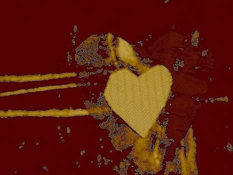 Chocolate-Heart by Dorothy Rafferty