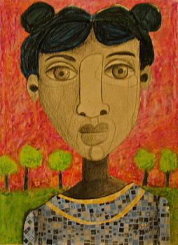 Choose To Be Silent by Evita Tezeno