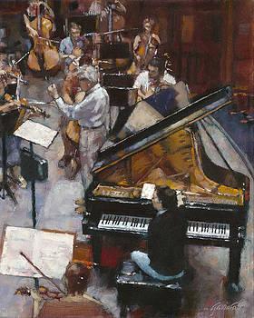 Chopin Concerto No. 2. by Gavin Calf